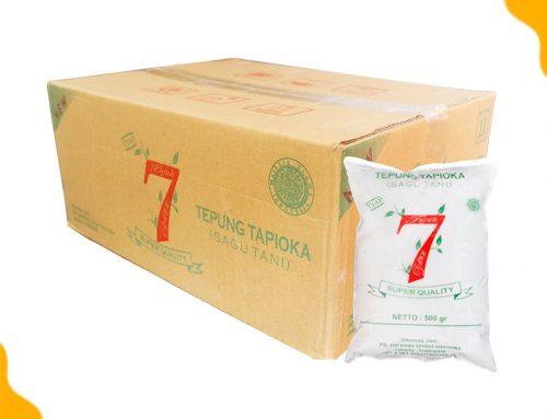 Tepung Tapioka Cap 7 Daun