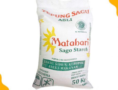 Tepung Sagu Cap Matahari