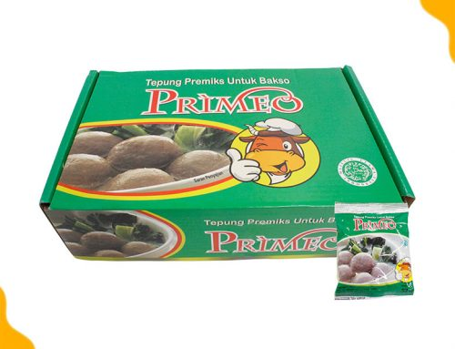 Primeo 32 Tepung Bakso Kenyal Garing Menjaga Rasa dan Aroma