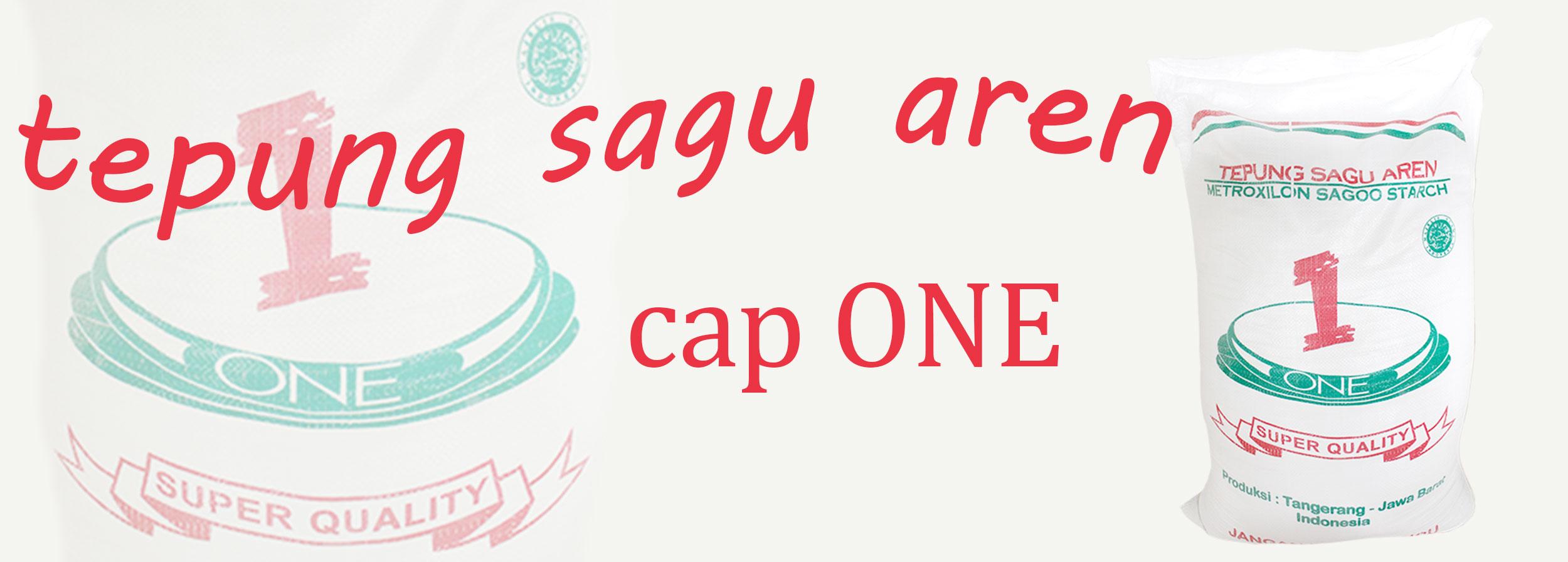 Sagu Aren Cap One