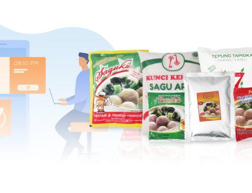 distributor tepung sagu aren