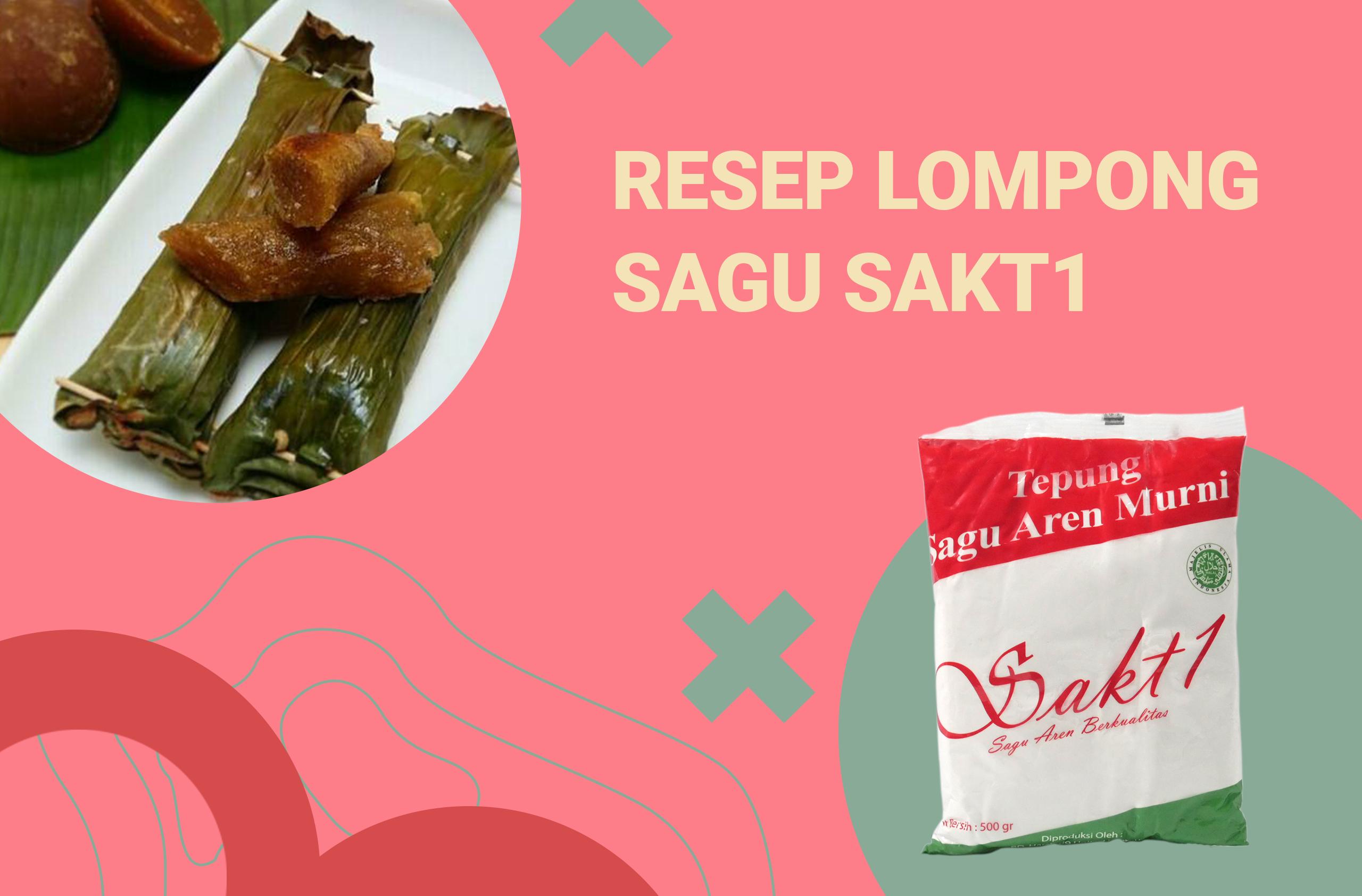 resep Lompong sagu