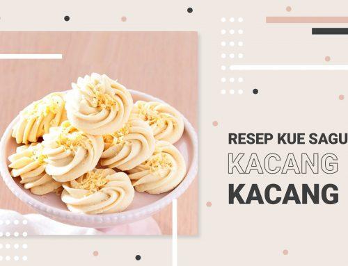 Resep Kue Sagu Kacang Keju